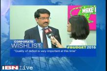 Budget 2016: Quality of deficit very important at this time, says KM Birla