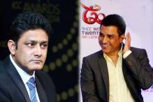 BCCI commentators Anil Kumble and Sanjay Manjrekar get Rs 39 and 36 lakh