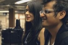 Indian band collaborates with New York subway musicians and create the most amazing jam!