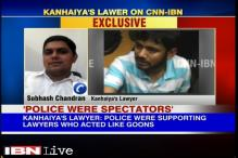 Police asked why I was representing 'Pakistani agent', claims Kanhaiya's lawyer
