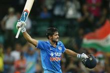 Sydney ton a big boost to my international career, says Manish Pandey
