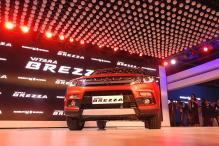 SUVs rev up at Auto Expo despite pollution crackdown