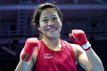 Boxers Mary Kom, Sarita Devi lead India's clean sweep at South Asian Games