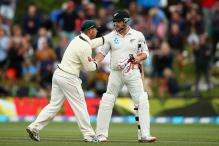 2nd Test: Brendon McCullum plays out his last innings but Australia in control