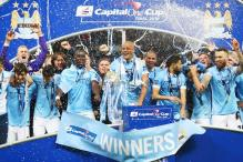 Manchester City beat Liverpool on penalties to win League Cup