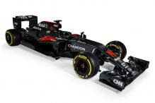 No predictions' as McLaren unveil 2016 car