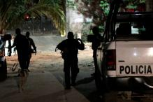 13 killed in ambush in violent Mexican state
