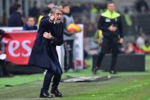 Roberto Mancini gets one-match ban after Milan derby flare up