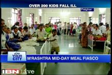 Children fall ill after consuming mid-day meal in Palghar; Maharashtra government promises action