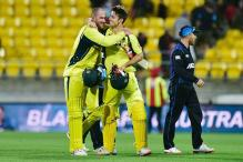 2nd ODI: Mitchell Marsh guides Australia to series-levelling win against New Zealand