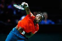 Gael Monfils named in France Davis Cup team