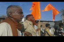 Maharashtra: Muslim cops thrashed, forced to carry saffron flag in Latur; 17 arrested