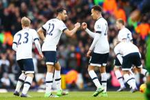 EPL: Tottenham's title pursuit goes on with 2-1 win against Swansea
