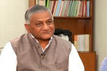 PDP must steer clear of JNU, says Union Minister V K Singh