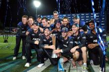Brendon McCullum bids farewell to ODIs with NZ sealing series
