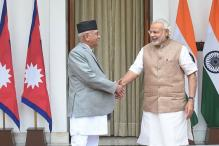 Modi, Nepal PM launch Muzaffarpur-Dhalkebar power line