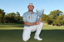 Golf: South Africa's Louis Oosthuizen wins Perth International
