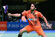 I have butterflies in my tummy, says Parupalli Kashyap