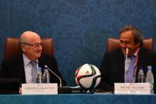 Michel Platini Could Make a Comeback, Says Sepp Blatter