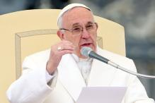 Pope urges better security for Pakistan's religious minorities