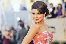 Priyanka Chopra makes heads turn at SAG Awards in a pink Monique Lhuillier off-shoulder gown