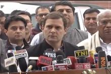 Mayawati did nothing for Dalits, says Rahul Gandhi