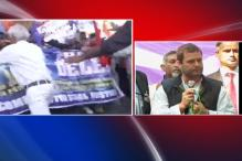 Rohith was only concerned about India's future, RSS didn't approve, says Rahul Gandhi
