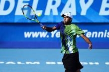 Rajeev Ram beats Grigor Dimitrov in Delray Beach semifinals