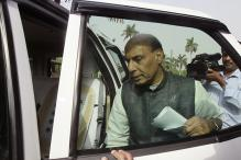 Rajnath Singh reviews Haryana situation with top officials
