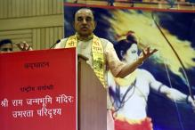 Ram temple: RSS to counter disinformation on social media