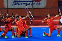 Ranchi Rays on course for title defence, book semi-final berth