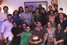 Saif, Kareena, Karisma and the Kapoor family celebrate Randhir Kapoor's birthday