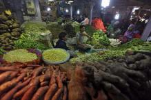 Retail inflation hits 17-month high, factory output falls again