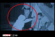 Caught on camera: Man robbed of Rs 40 lakh at gunpoint in his house