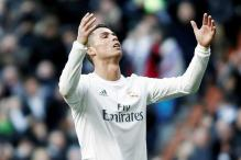 Unhappy Ronaldo Subbed as Madrid Held by Las Palmas
