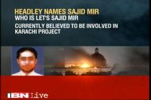 Who's LeT's Sajid Mir, David Headley's contact person for 26/11