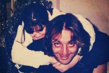 12 throwback photos of Sanjay Dutt that daughter Trishala has shared on social media