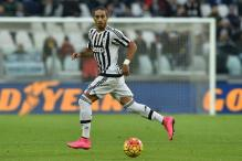 Injured Juventus defender Caceres to miss rest of the season