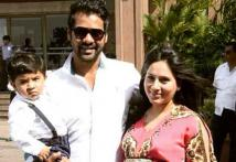 Shabbir Ahluwalia, Kanchi Kaul blessed with a baby boy