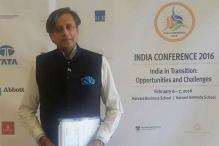 'Make in India' and hatred in India cannot go together, says Shashi Tharoor