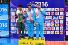 Indian shooters signs off with a record 25 gold medals at SAG 2016