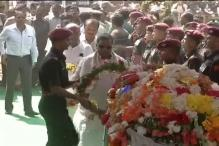 Siachen martyr Sepoy Mahesha PN laid to rest in Mysuru