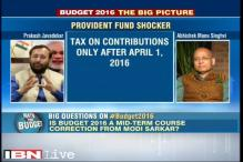 Union Budget 2016: 60% Provident Fund contribution now taxable