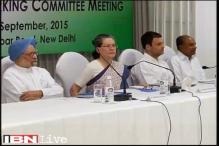 Sonia Gandhi accuses government of muzzling voice of Opposition, civil society and students