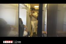 Controversy rages after Jet Airways suspends cabin crew over Sonu Nigam's mid-air performance