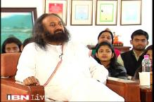No gender discrimination in Hindu religion, says Sri Sri Ravishankar