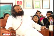 Section 377 debate: In favour of decriminalising gay sex, says Sri Sri Ravishankar