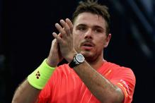 Stan Wawrinka reaches Dubai final after Kyrgios retires hurt