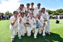 Australia reclaim No.1 Test spot, India second