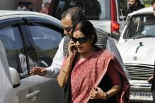 Government cuts tenure of Sushma Swaraj's Private Secretary